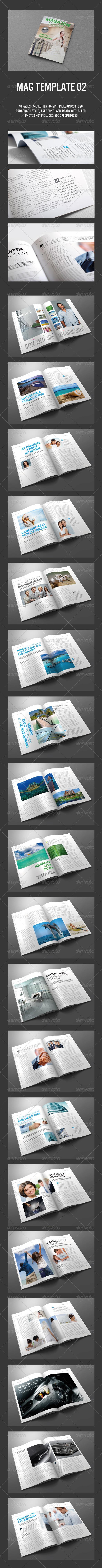 GraphicRiver Magz Template 02 5130307