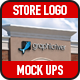 Store Logo Mockups - GraphicRiver Item for Sale