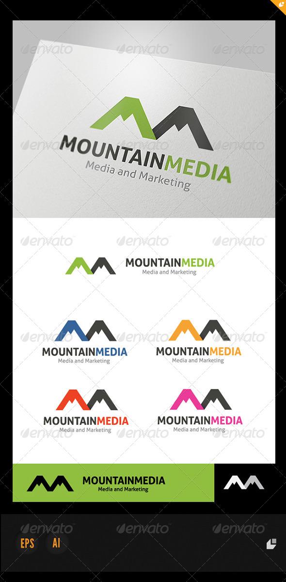 GraphicRiver Mountain Media 5130478