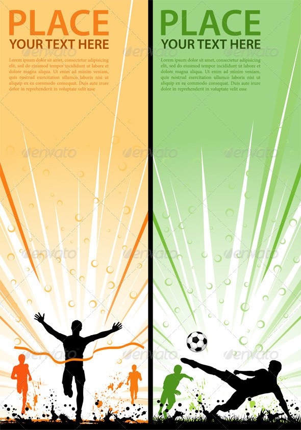 GraphicRiver Collect sport flyer 527570