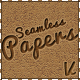 Eight Seamless Paper Texture Patterns Pack 5 - GraphicRiver Item for Sale