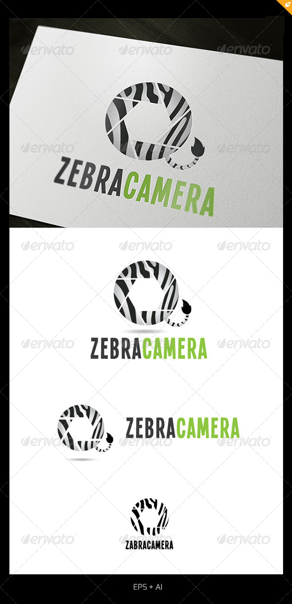 GraphicRiver Zebra Camera 5131446