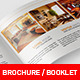 A5 Booklet / Catalogue / Brochure - GraphicRiver Item for Sale