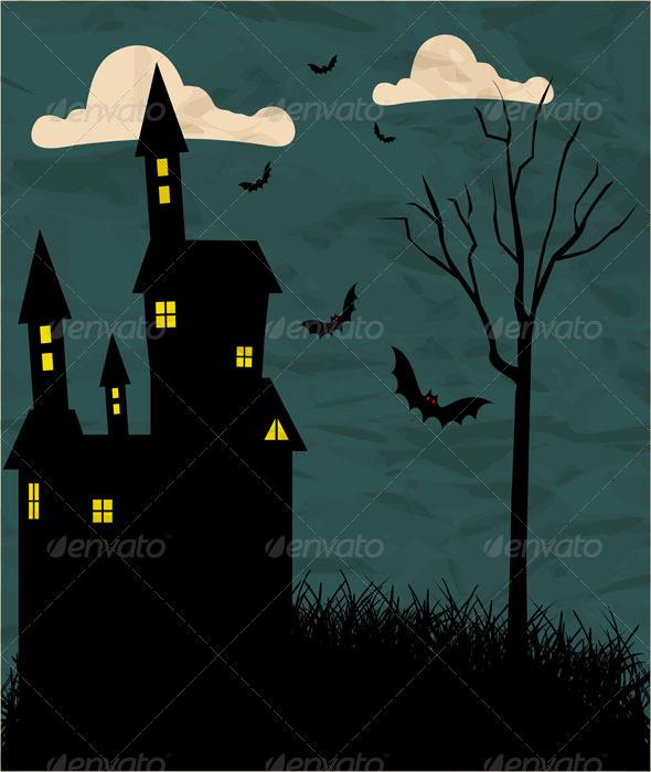 GraphicRiver Halloween 5132664
