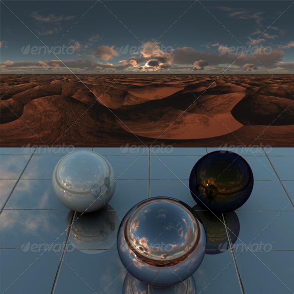 Desert 39 - 3DOcean Item for Sale