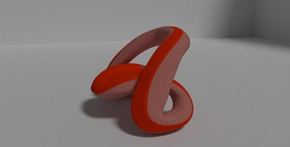 3DOcean Tongue Chair 5135967