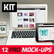 12 Professional Display Mock-Ups - GraphicRiver Item for Sale