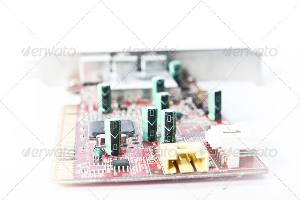 Technology - Stock Photo - Images