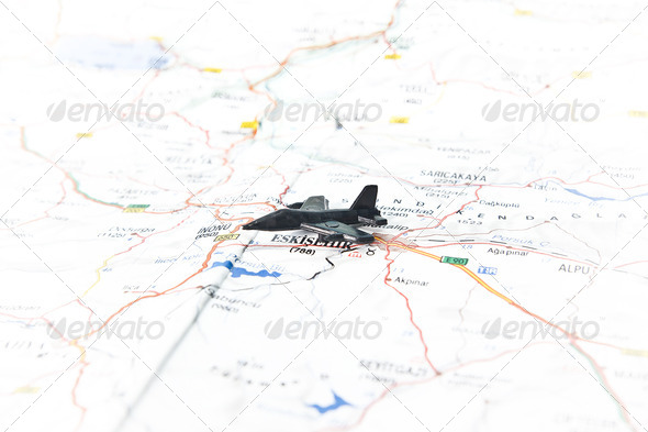 Battle Plane - Stock Photo - Images