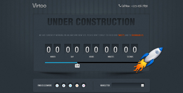Virtoo – Under Construction Page