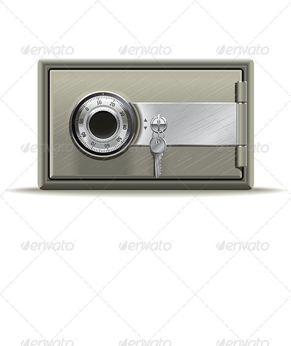 GraphicRiver Safe Deposit 5137197