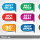 Price Discount Tags 04  - GraphicRiver Item for Sale