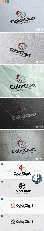 Color Chart - Symbols Logo Templates