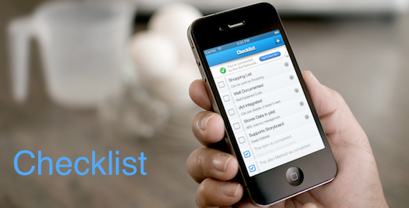 CodeCanyon Checklist 5139264