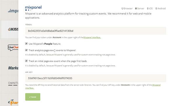 Analytics.js & Segment.io for WooCommerce