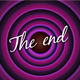 The end / colorful Background  - GraphicRiver Item for Sale