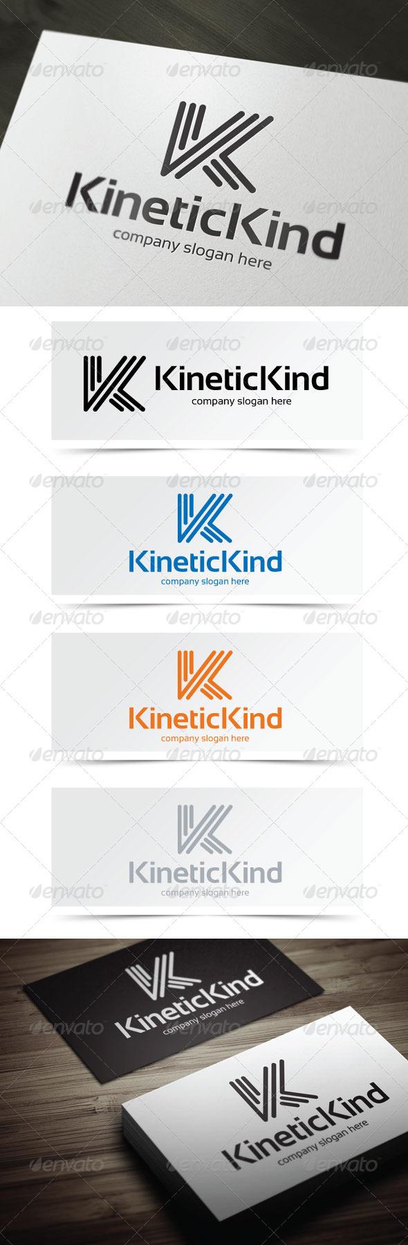 GraphicRiver Kinetic Kind 5142274
