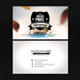 Greatest Business Card Template v.1 - GraphicRiver Item for Sale