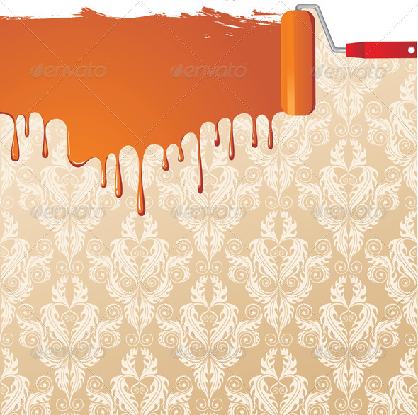 GraphicRiver Paint Background 5146960