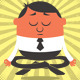 Meditation - GraphicRiver Item for Sale