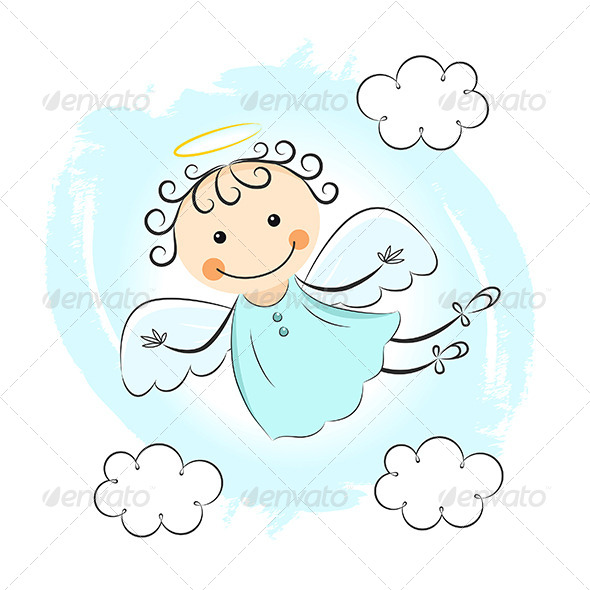 GraphicRiver Little Angel 5148837
