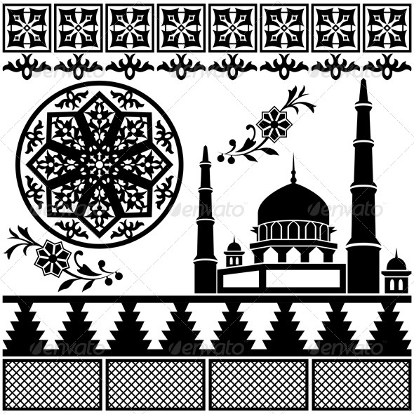 GraphicRiver Islamic Pattern 5144927