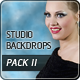 Studio Backdrops Pro: Pack II - GraphicRiver Item for Sale