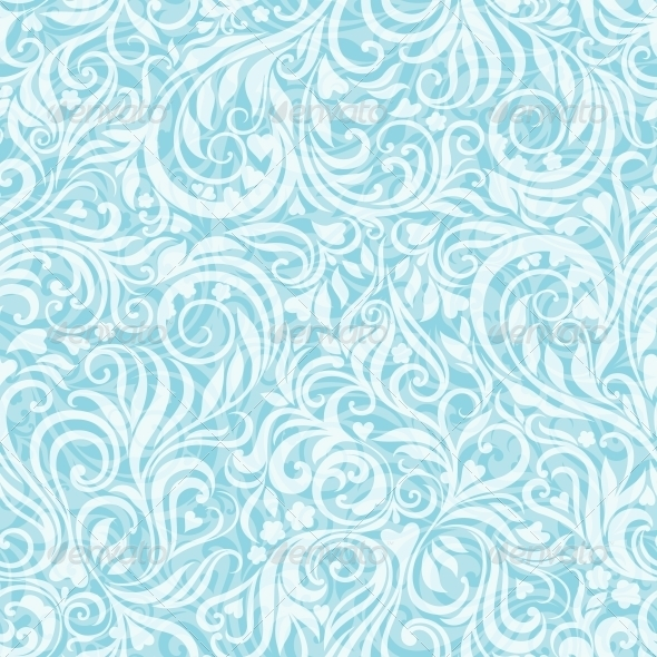 GraphicRiver Seamless Frosty Pattern 5149877