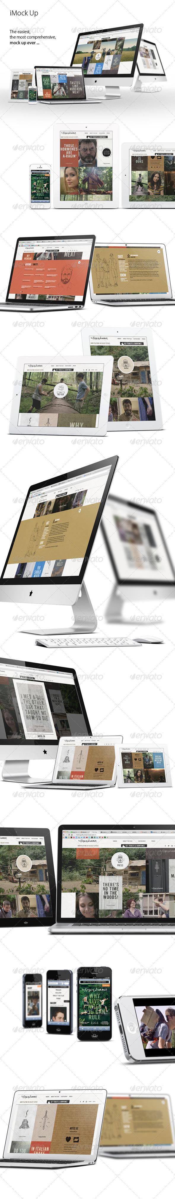 GraphicRiver iMock Up v6 5108489