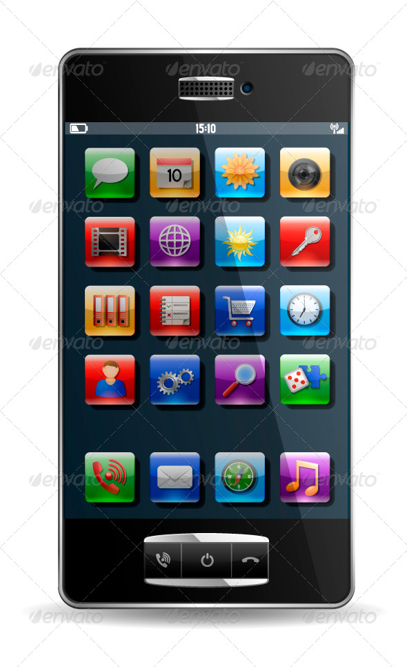 GraphicRiver Smartphone 5150804