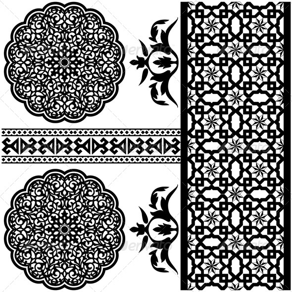 GraphicRiver Islamic Pattern 5150964