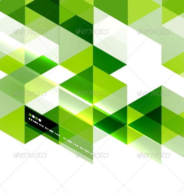 GraphicRiver Geometrical Modern Template 5151139