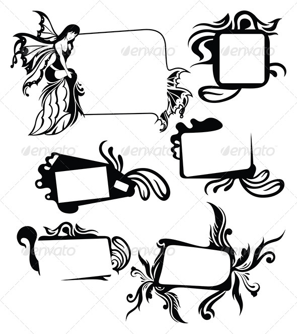 GraphicRiver Vector Panel Pack 5152748