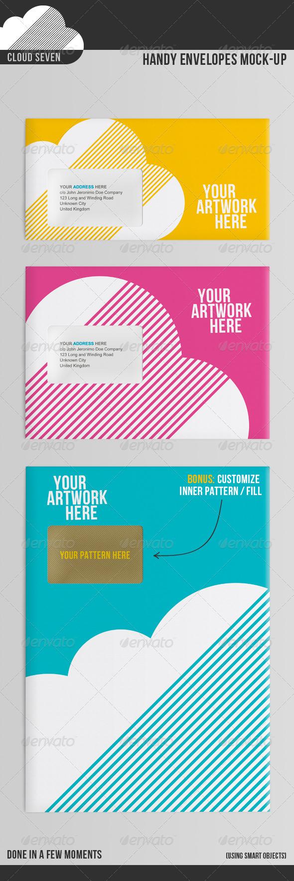 GraphicRiver Handy Envelopes Mock Up 5155545