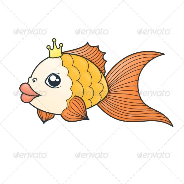 GraphicRiver Gold Fish 5156372