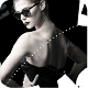 All Black / Black and White  Party Flyer - GraphicRiver Item for Sale