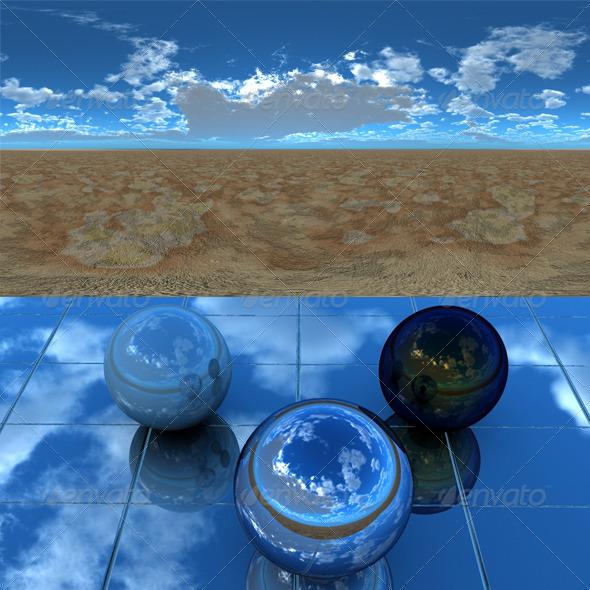 3DOcean Desert 41 5158536