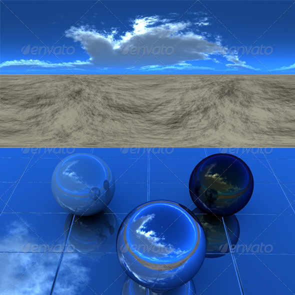 Desert 42 - 3DOcean Item for Sale