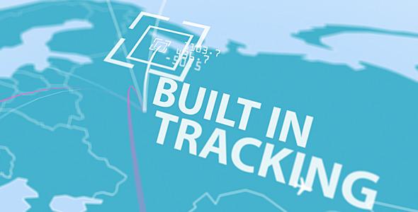 Videohive Infographics 3D Map Kit三维地图线条连线信息图AE模板含脚本InfoMapKit