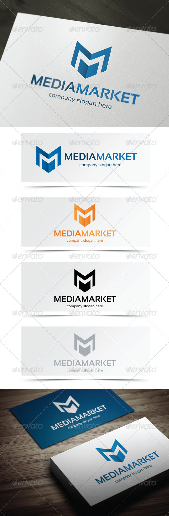 GraphicRiver Media Market 5158918