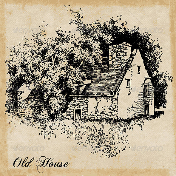 GraphicRiver Old House 5159410