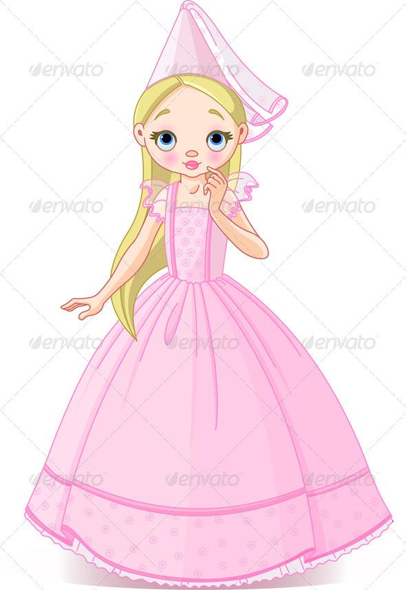 GraphicRiver Princess 5159527