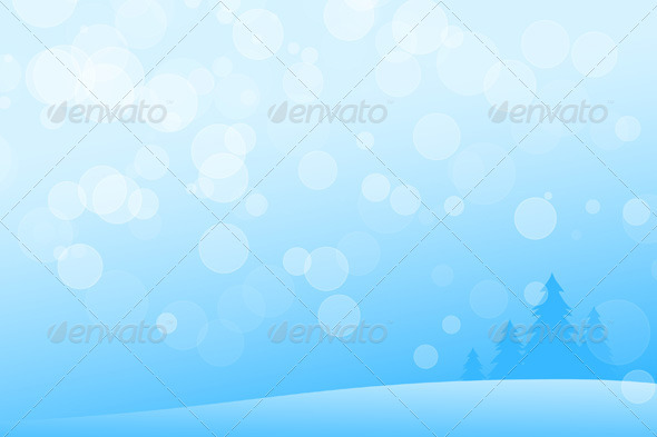GraphicRiver Christmas Background 531747