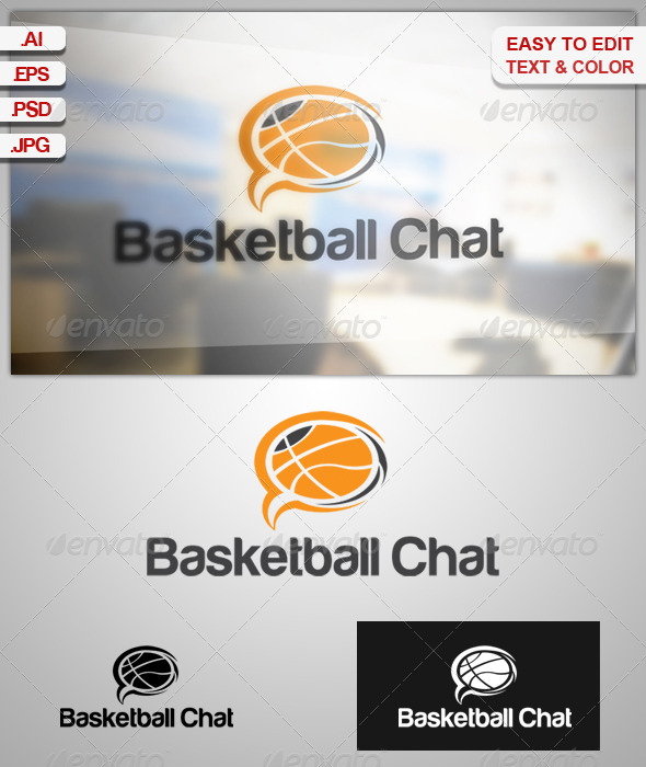 GraphicRiver Basketball Chat 5146754