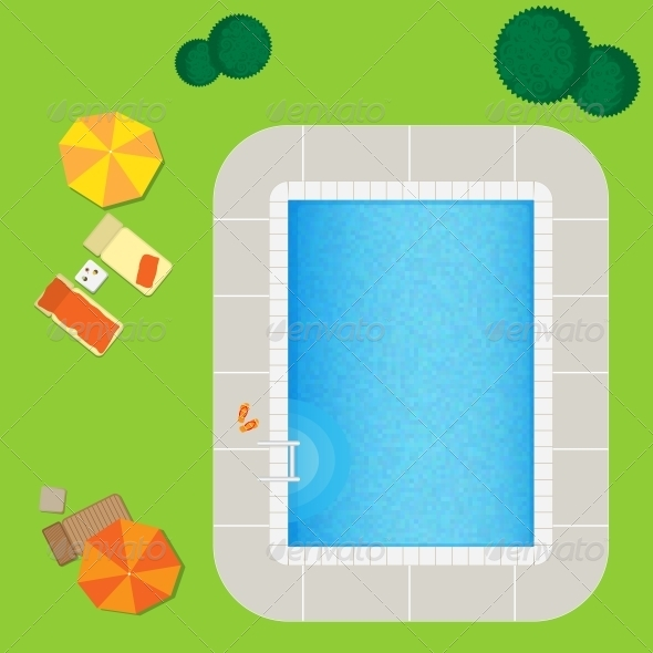 GraphicRiver Swimming Pool 5163111