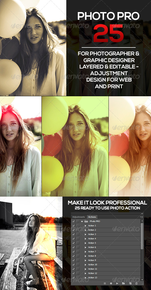 GraphicRiver Photo PRO 25 5163747