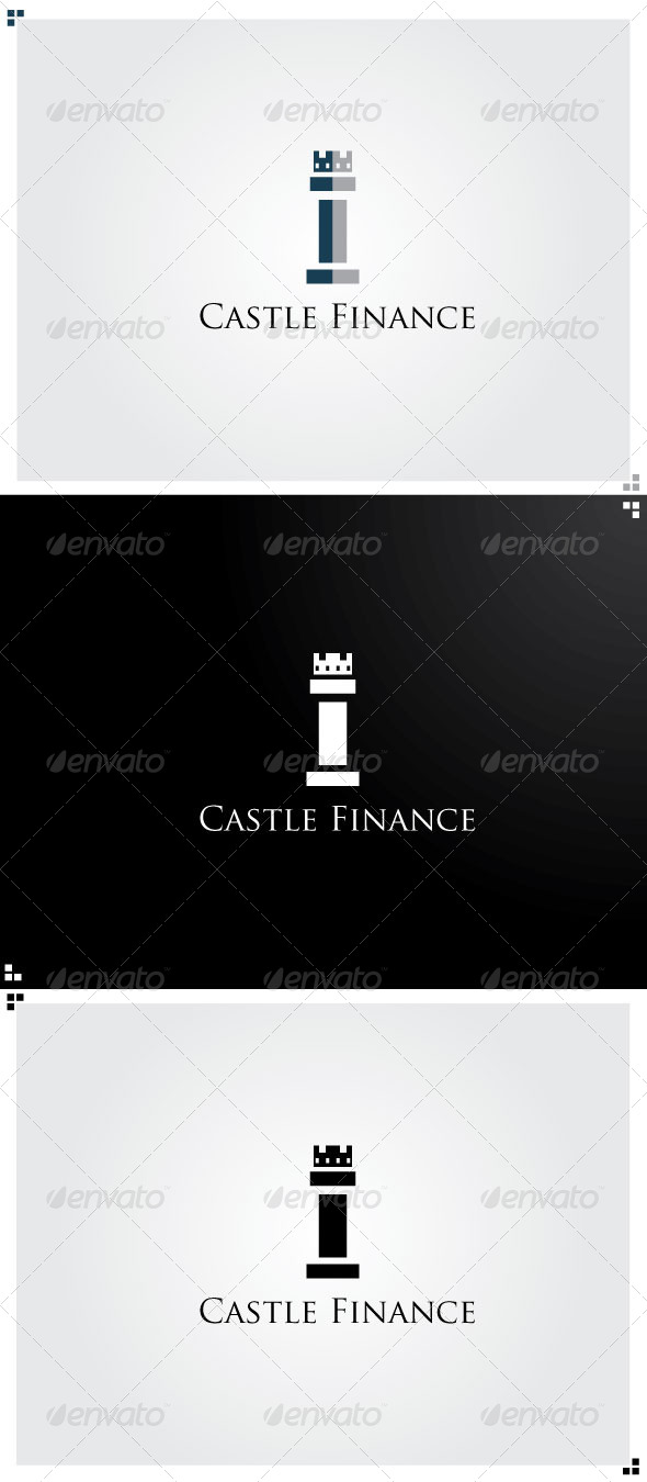 GraphicRiver Castle Finance 5163913