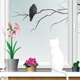 Cat and Crow - GraphicRiver Item for Sale
