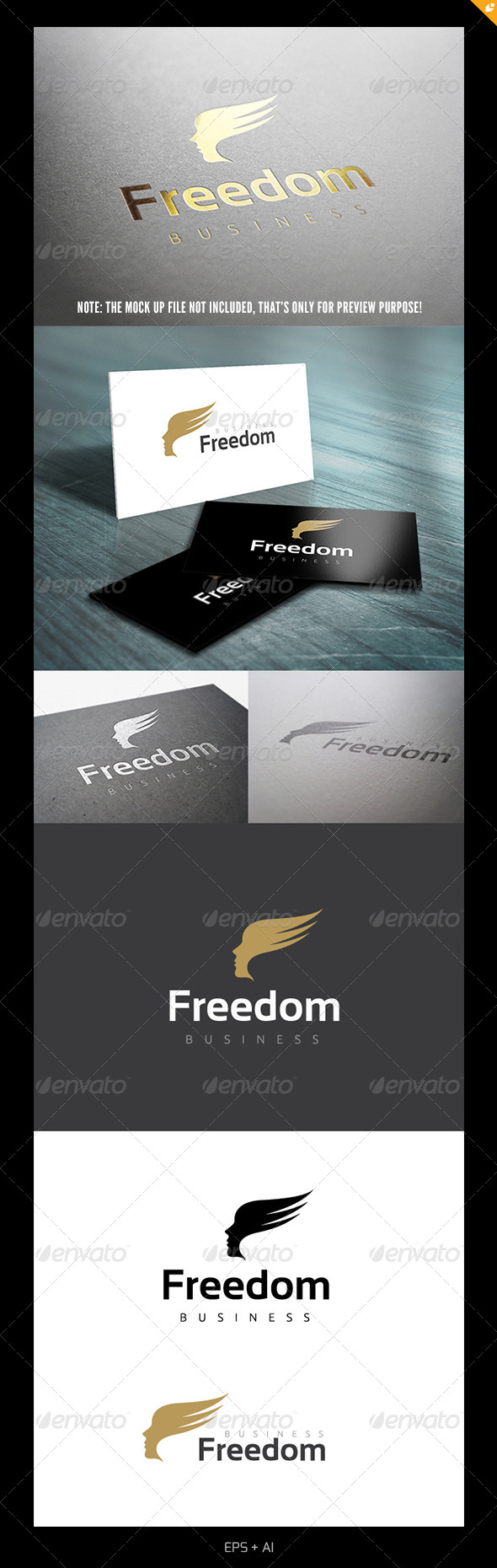 GraphicRiver Freedom Business 5164661