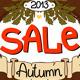 Decorative Frame Autumn Sale - GraphicRiver Item for Sale